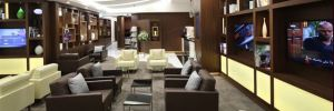 Etihad airport lounge